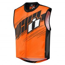 Vesta Icon Mil-Spec 2™ Hi-Vis Vest Orange S/M