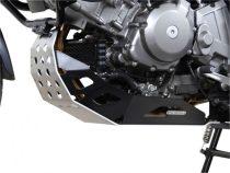 SW-MOTECH SCUT MOTOR ARGINTIU / NEGRU SUZUKI DL 650 V-STROM / V-STROM 650 XT 2004-2010