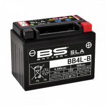 BATERIE ACUMULATOR BS BB4L-B SLA 12V 4AH CCA-50A
