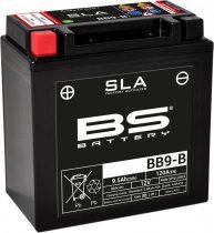 BATERIE ACUMULATOR BS BB9-B SLA 12V 9AH CCA-115A