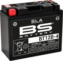 BATERIE ACUMULATOR BS BT12B-4 SLA 12V 10AH CCA-210A