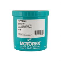 MOTOREX GREASE 2000 TIN 850gr