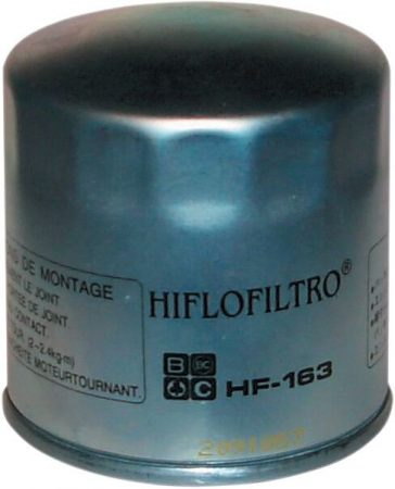 FILTRU ULEI HIFLOFILTRO HF163 824225110326