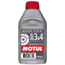 Lichid De Frana Motul Dot 3&4 Brake Fluid 500ml