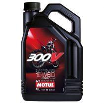 Ulei Motul 300v 15w60 Off Road Factory Line Full Sintetic 4l