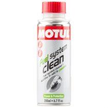 SOLUTIE MOTUL FUEL SYSTEM CLEAN MOTO 200ML 4250362482266