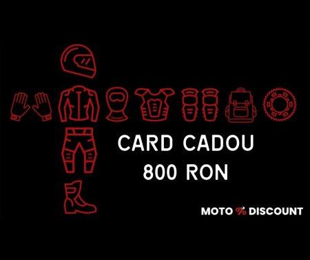 CARD CADOU VOUCHER IN VALOAREA DE 800RON